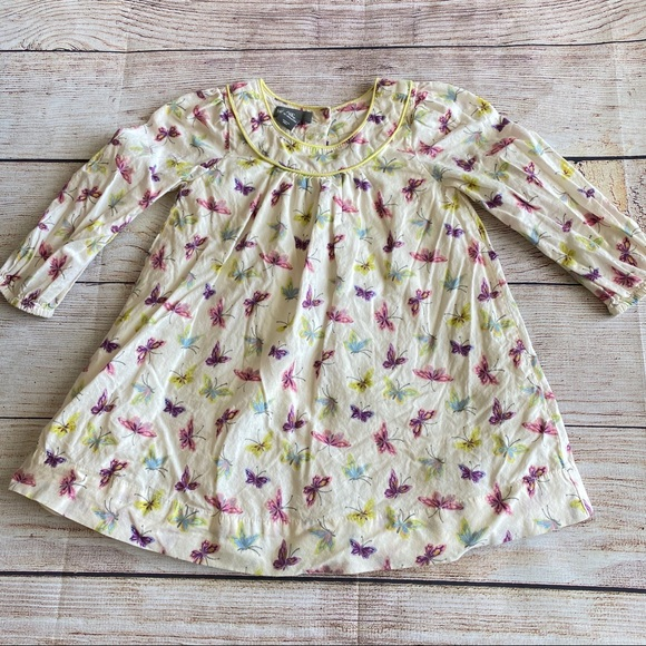 Baby Gap Butterfly Tunic Dress 12-18 months